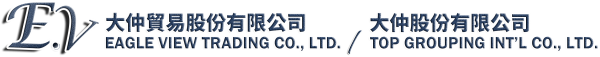 Eagle View Trading Co., Ltd. / Top Grouping Int'l Co., Ltd. Logo